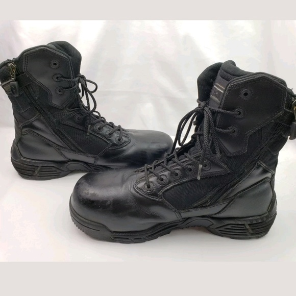 1b6b8deda2d Magnum Stealth Force 8.0 Mens Tactical Boot Sz 10